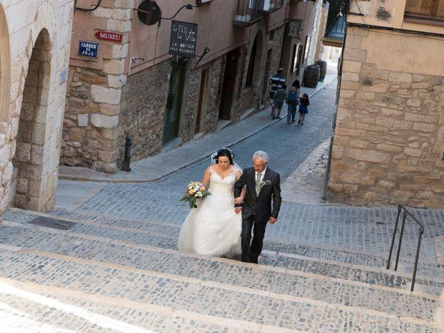 La boda de Eric y Sara en Montblanc, Tarragona 12