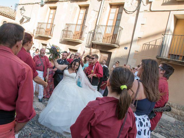 La boda de Eric y Sara en Montblanc, Tarragona 16