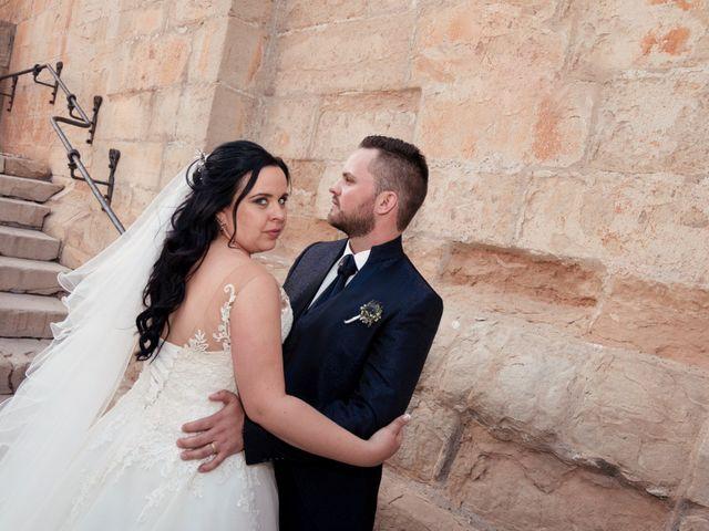 La boda de Eric y Sara en Montblanc, Tarragona 17