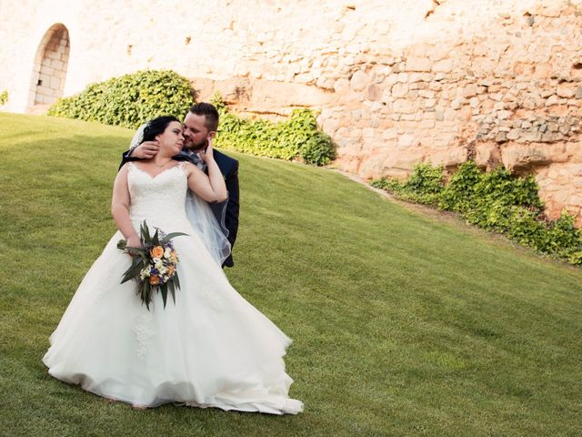 La boda de Eric y Sara en Montblanc, Tarragona 18