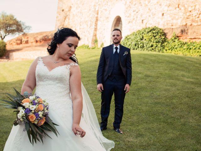 La boda de Eric y Sara en Montblanc, Tarragona 19