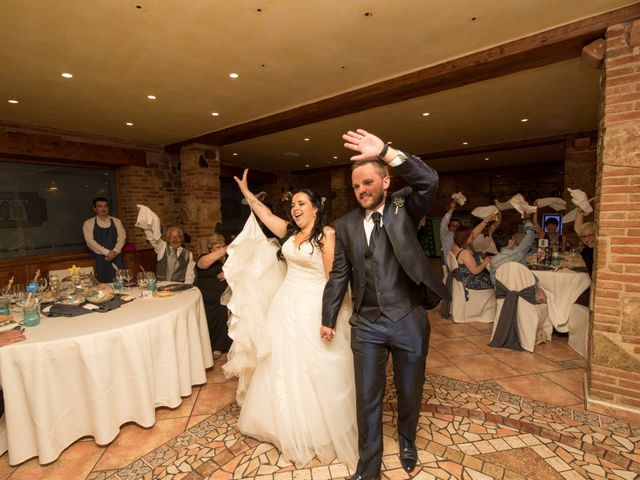 La boda de Eric y Sara en Montblanc, Tarragona 23