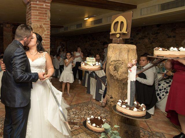 La boda de Eric y Sara en Montblanc, Tarragona 24