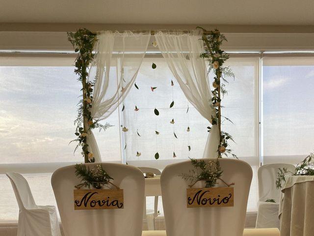 La boda de Brais y Iris en Bueu (Casco Urbano), Pontevedra 1