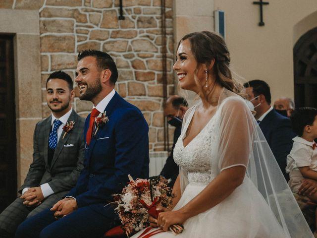 La boda de Diego y Raquel en Quintueles, Asturias 9