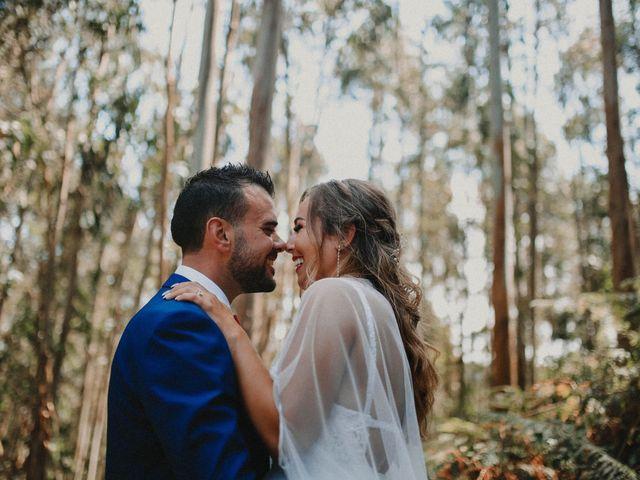 La boda de Diego y Raquel en Quintueles, Asturias 12