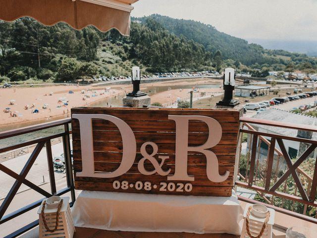 La boda de Diego y Raquel en Quintueles, Asturias 15