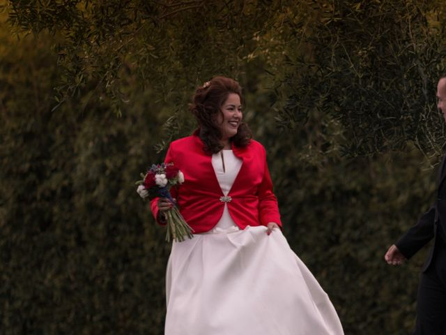La boda de Salvador y Caralina en Alhaurin De La Torre, Málaga 1