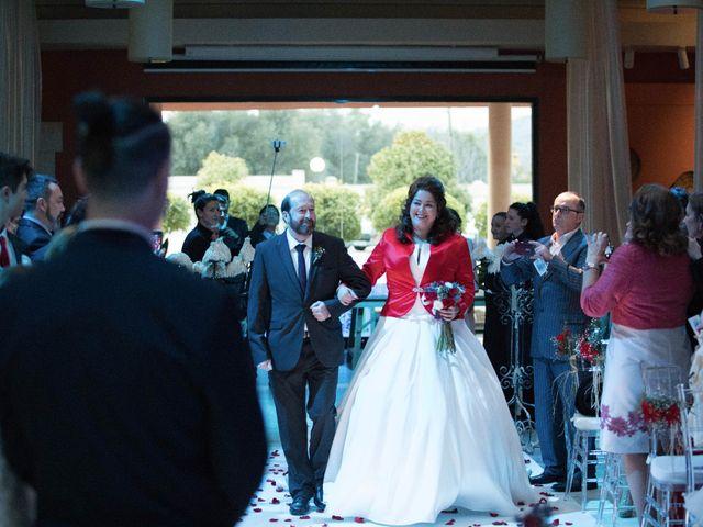 La boda de Salvador y Caralina en Alhaurin De La Torre, Málaga 10