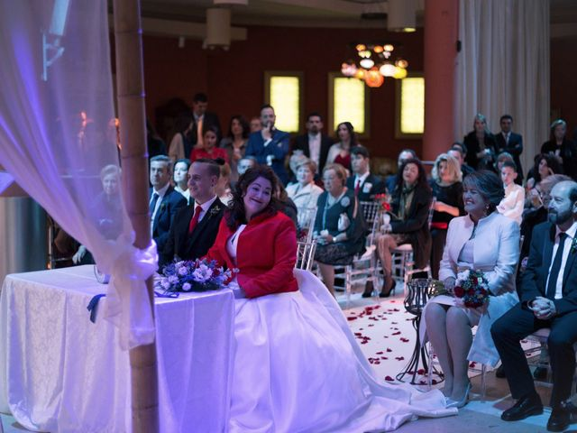 La boda de Salvador y Caralina en Alhaurin De La Torre, Málaga 11