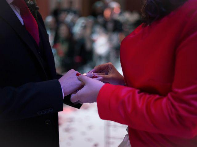 La boda de Salvador y Caralina en Alhaurin De La Torre, Málaga 12