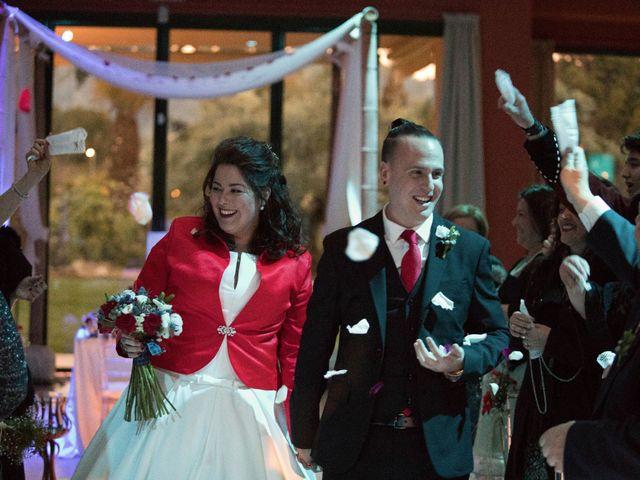 La boda de Salvador y Caralina en Alhaurin De La Torre, Málaga 13