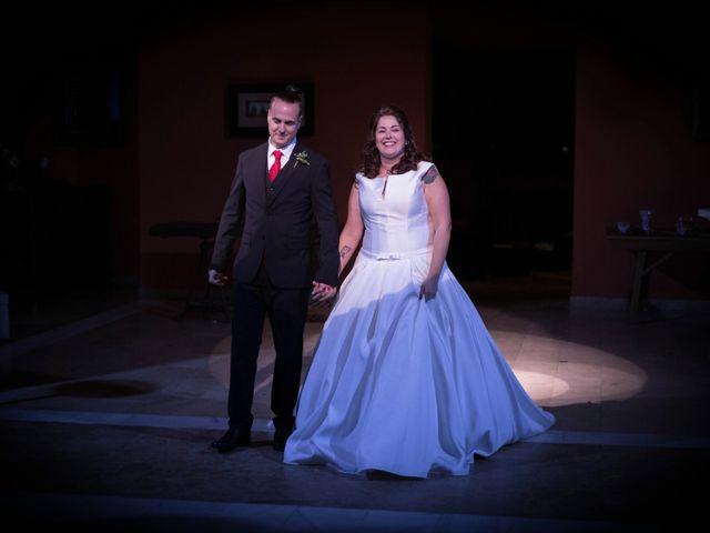 La boda de Salvador y Caralina en Alhaurin De La Torre, Málaga 17