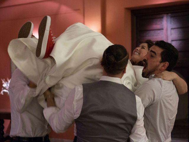 La boda de Salvador y Caralina en Alhaurin De La Torre, Málaga 19
