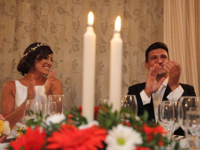 La boda de Belén y Manolo