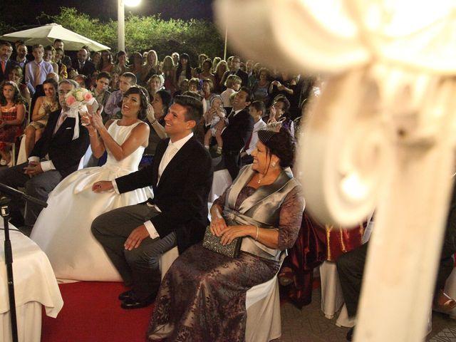 La boda de Manolo y Belén en Málaga, Málaga 19
