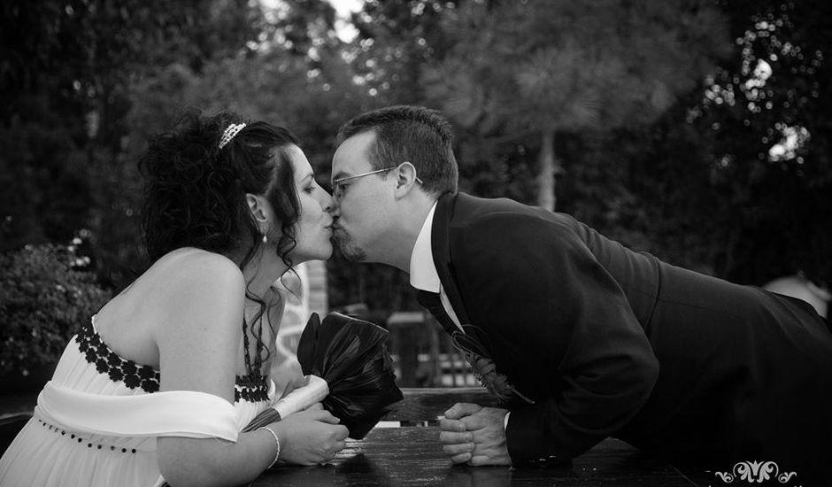 La boda de Verónica y David en Cubas De La Sagra, Madrid