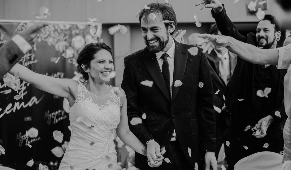 La boda de Txema y Myriam en Madrid, Madrid