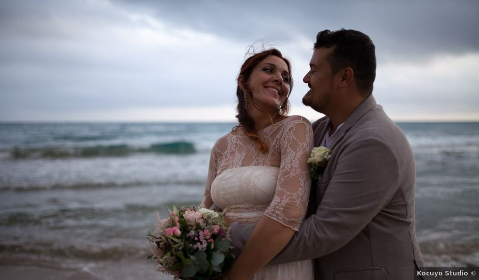 La boda de Matheus y Bea en Altafulla, Tarragona