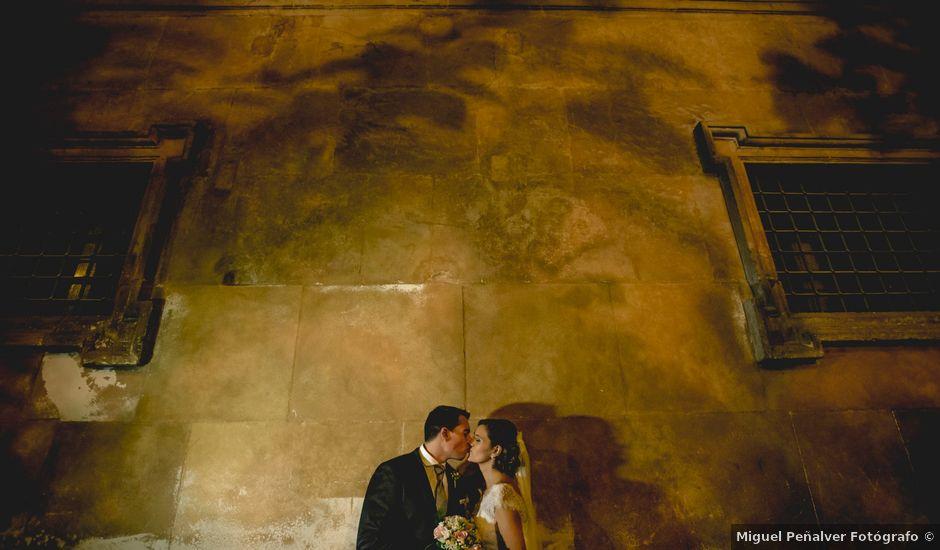 La boda de Laura y Rubén en El Raal, Murcia