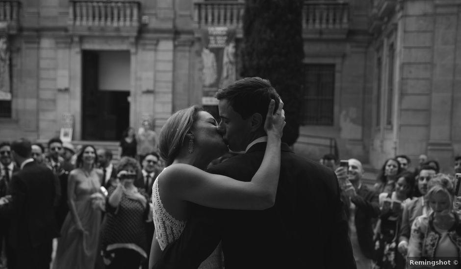 La boda de Gianpaolo y Maria en Salamanca, Salamanca