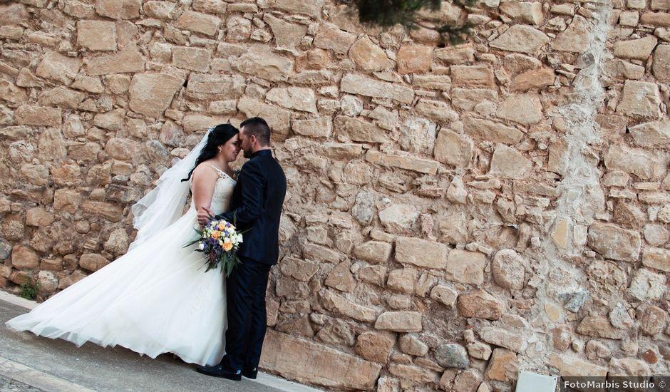 La boda de Eric y Sara en Montblanc, Tarragona