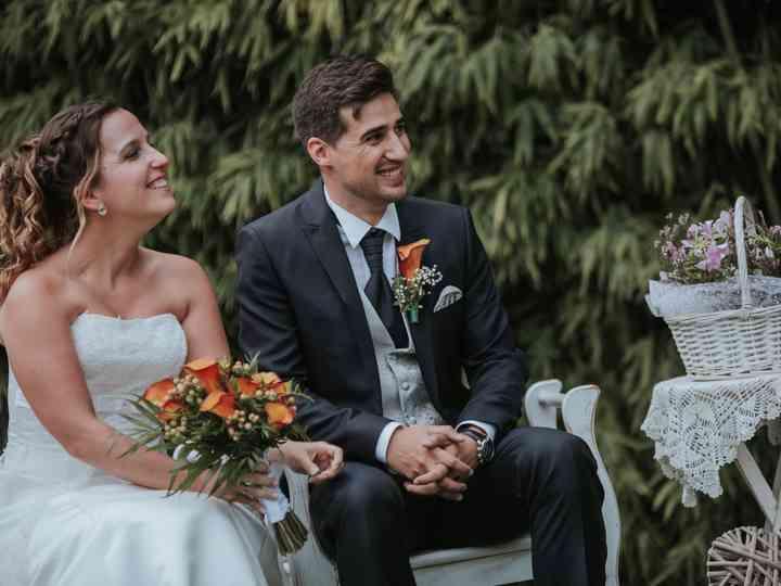 La boda de Raquel y Frederic