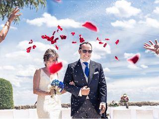 La boda de Nieves y Federico