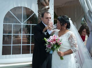 La boda de Katy y Rafa