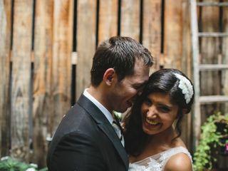 La boda de Andrea y Hèctor