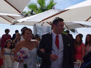 La boda de Johanna y Alvaro