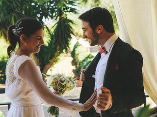 La boda de Bea y Tomás