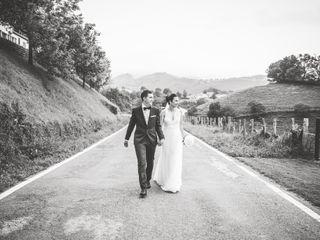 La boda de Ana y Ion