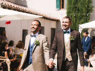 La boda de Chris y Javi