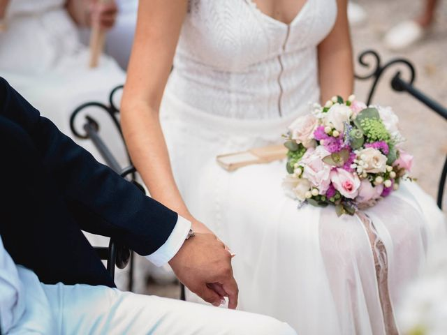 La boda de Miguel Ángel y Andrea en Alboraya, Valencia 7