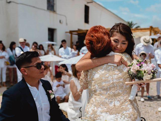 La boda de Miguel Ángel y Andrea en Alboraya, Valencia 8