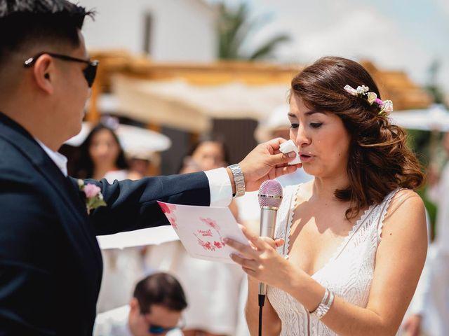 La boda de Miguel Ángel y Andrea en Alboraya, Valencia 9