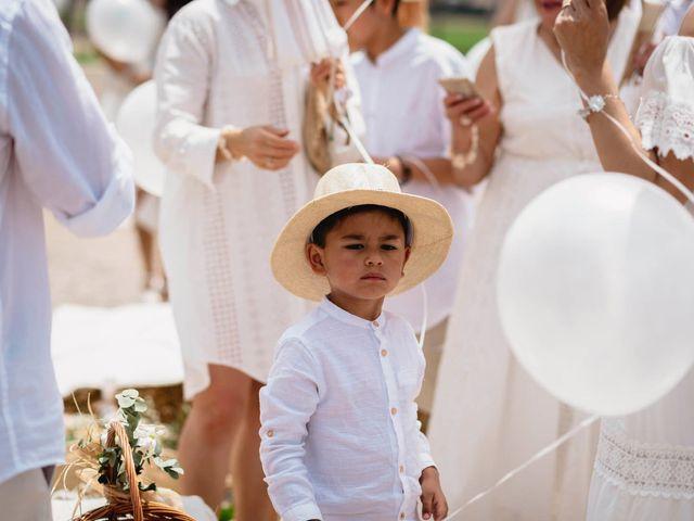 La boda de Miguel Ángel y Andrea en Alboraya, Valencia 10