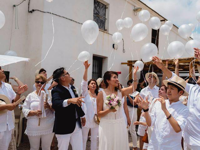La boda de Miguel Ángel y Andrea en Alboraya, Valencia 11