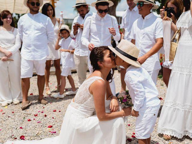 La boda de Miguel Ángel y Andrea en Alboraya, Valencia 1