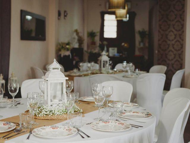La boda de Miguel Ángel y Andrea en Alboraya, Valencia 15