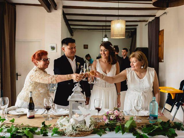 La boda de Miguel Ángel y Andrea en Alboraya, Valencia 19