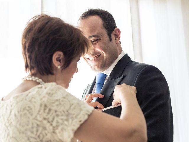 La boda de Federico y Nieves en Torrelodones, Madrid 11