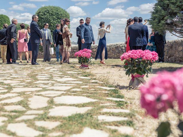 La boda de Federico y Nieves en Torrelodones, Madrid 14