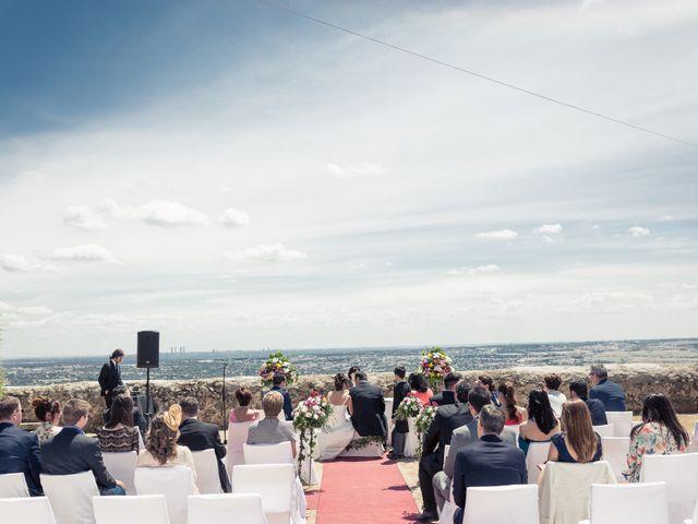 La boda de Federico y Nieves en Torrelodones, Madrid 16