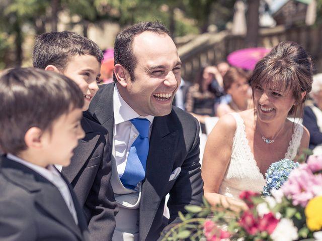 La boda de Federico y Nieves en Torrelodones, Madrid 17