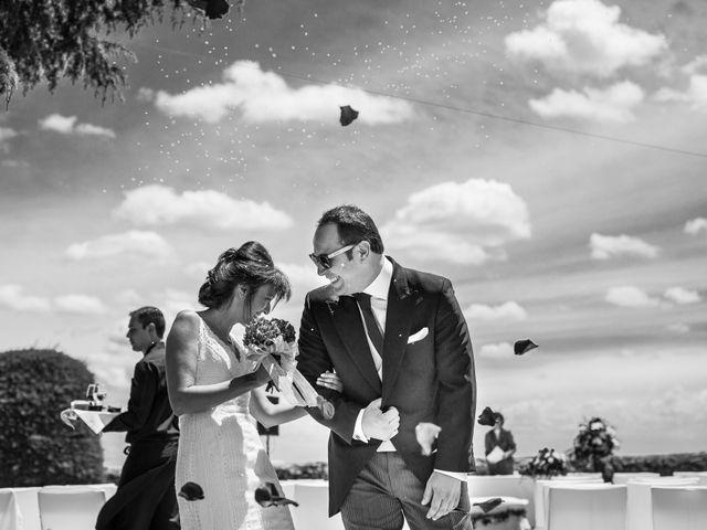 La boda de Federico y Nieves en Torrelodones, Madrid 19