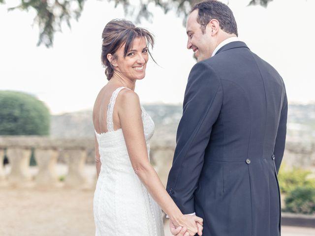La boda de Federico y Nieves en Torrelodones, Madrid 32