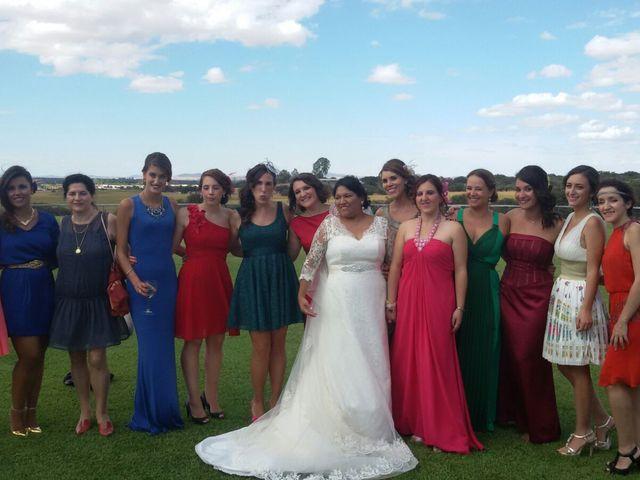 La boda de Rafa y Katy en Badajoz, Badajoz 17