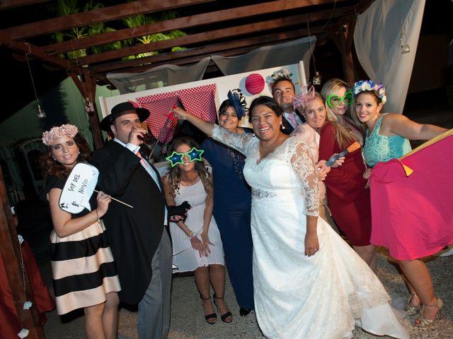 La boda de Rafa y Katy en Badajoz, Badajoz 20